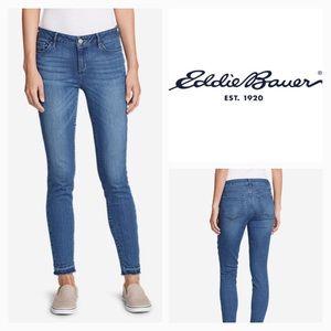 New Eddie Bauer Elysian Skinny Jeans